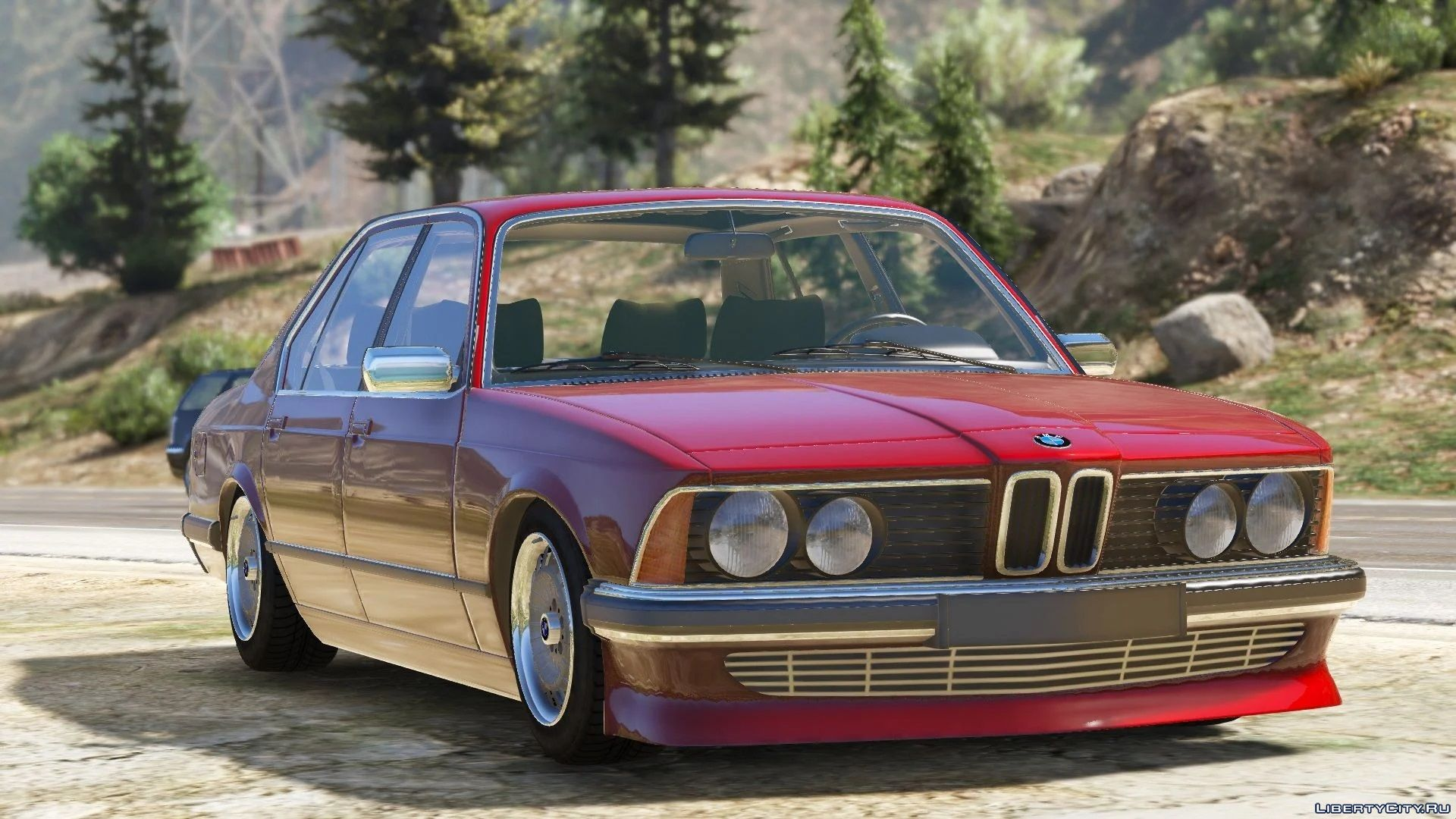 Bmw 7 Series E23 Add On Extras Tuning 1 0 For Gta 5