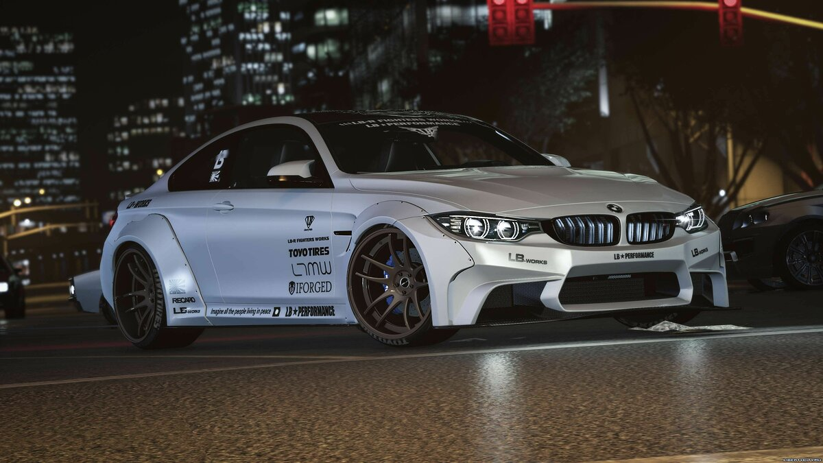 BMW car 2014 BMW M4 Liberty Walk [Add-On | Tuning | Template] 1.0 for GTA 5