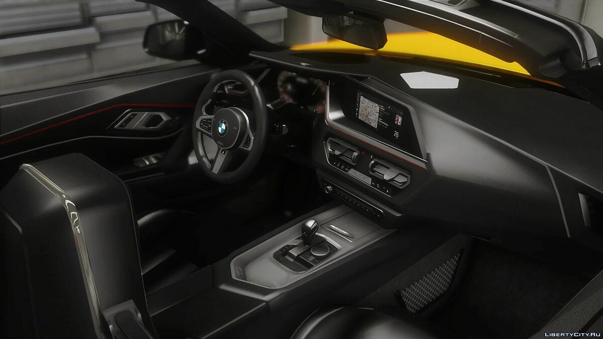 BMW car BMW Z4 M40i 2020 [Add-On] Final 1.1 for GTA 5