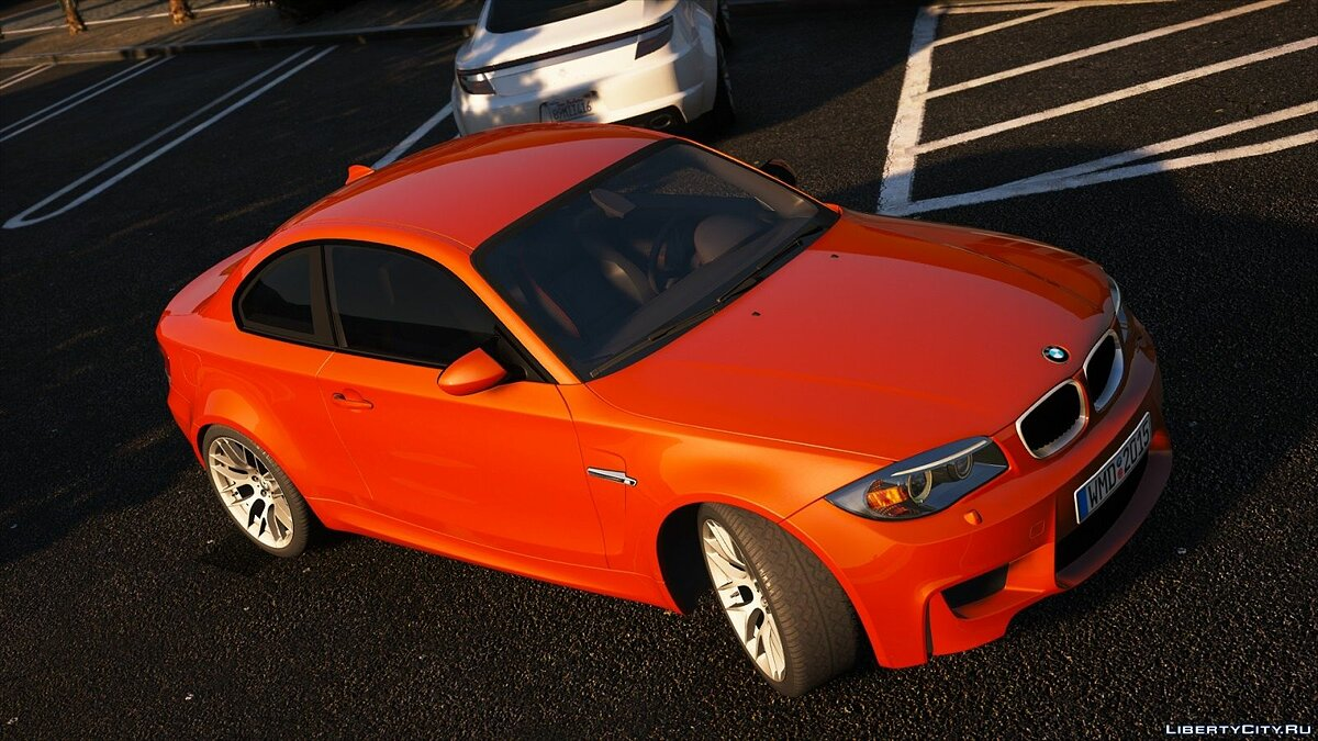BMW car BMW 1M Coupe [Replace] 1.0 for GTA 5