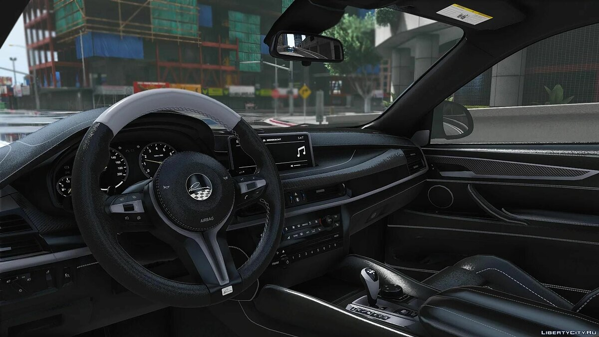 BMW car BMW X6M Lumma CLR for GTA 5