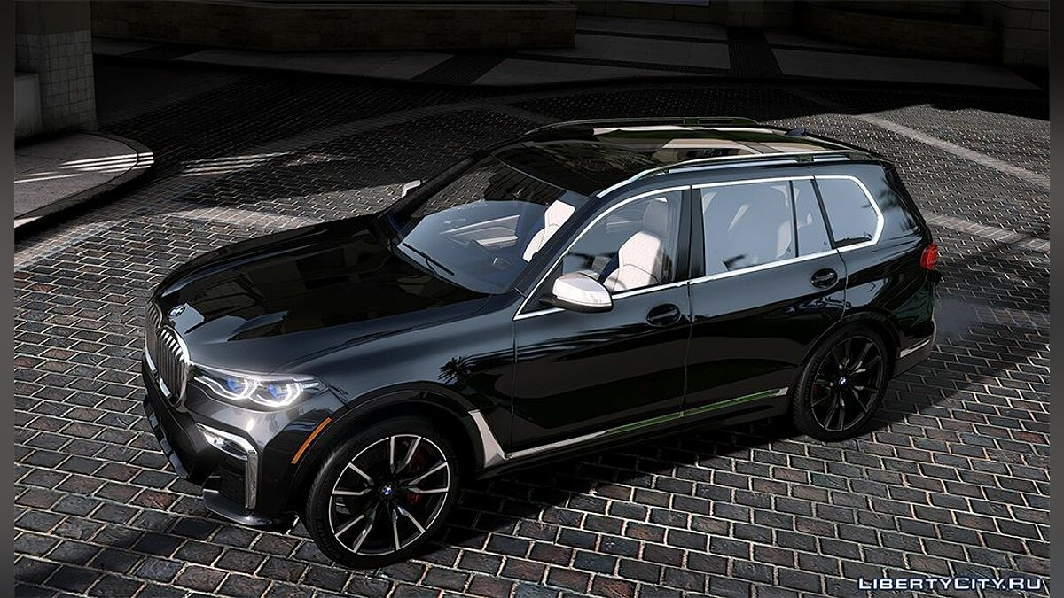 BMW car 2020 BMW X7 [Add-On | Tuning] 1.0 for GTA 5