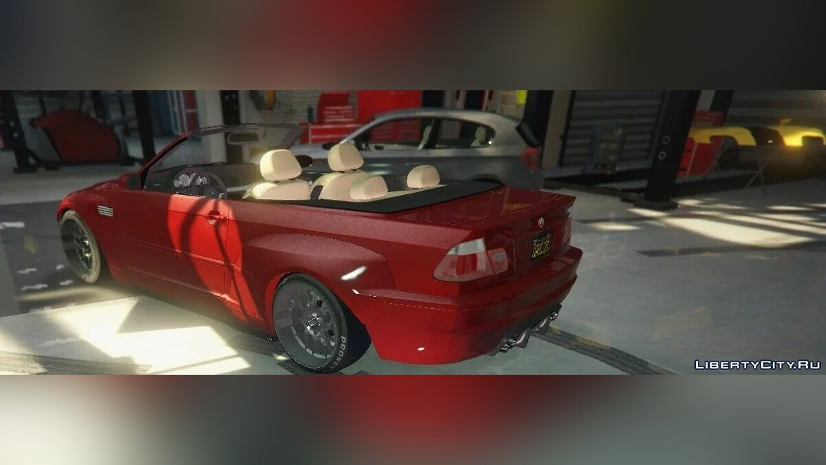 BMW car BMW M3 E46 2005 for GTA 5
