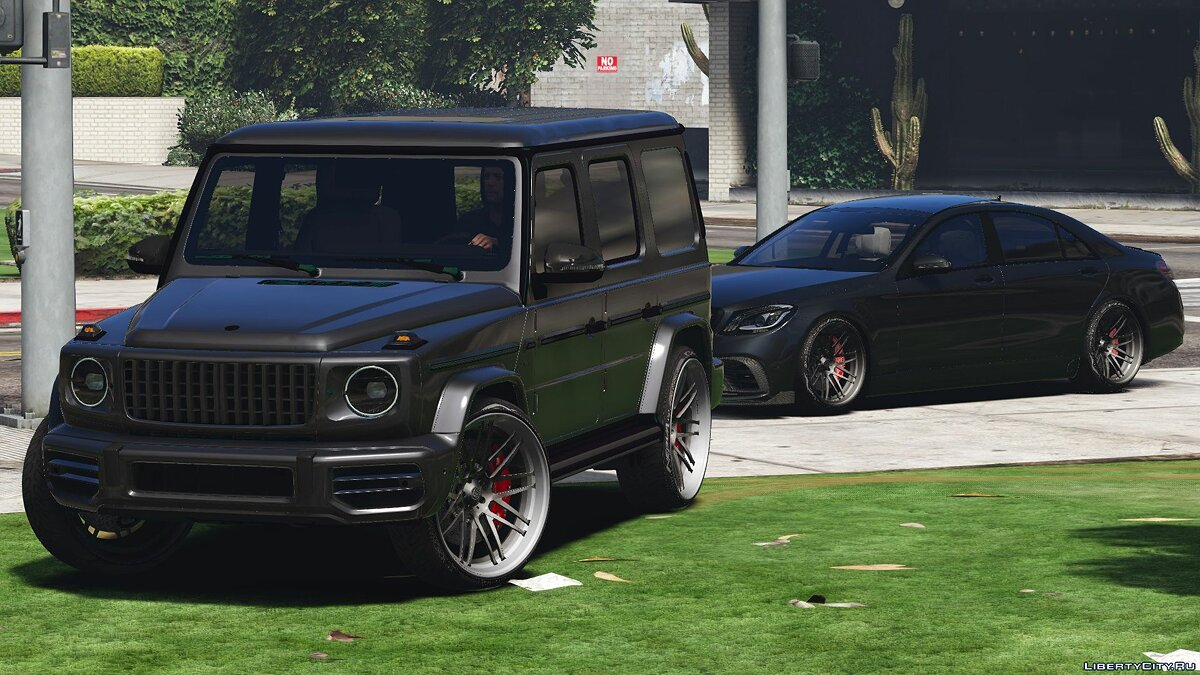 Brabus car WIP Brabus G 900 G65 2019 by imBIMMER (replace) 1 for GTA 5