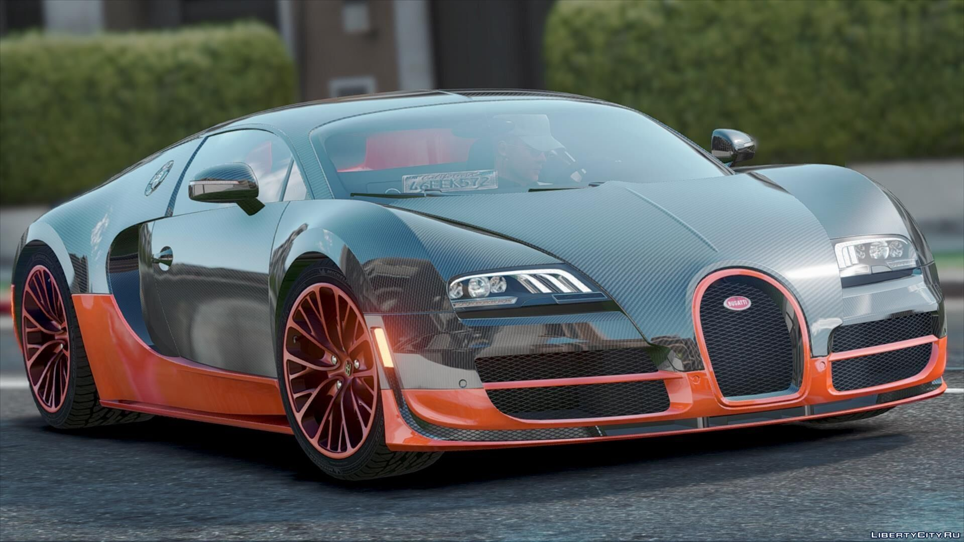 bugatti veyron super sport 39 2011 1 0 for gta 5. Black Bedroom Furniture Sets. Home Design Ideas