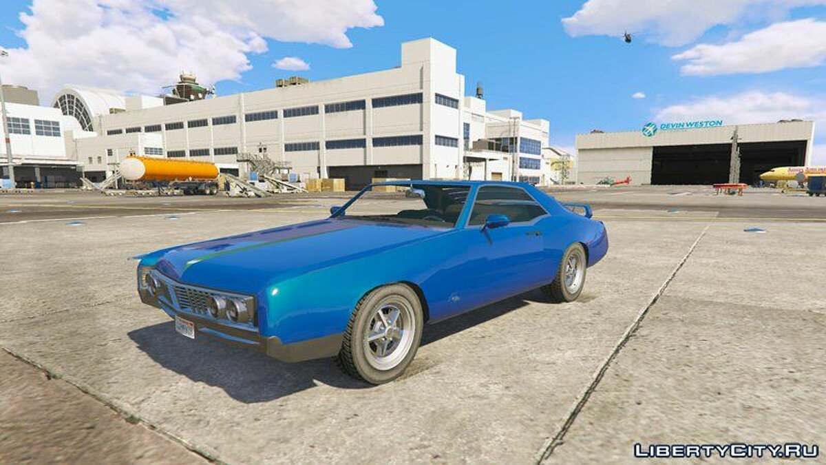 Buick car Buick Riviera 1966 [Add-On (OIV)] for GTA 5