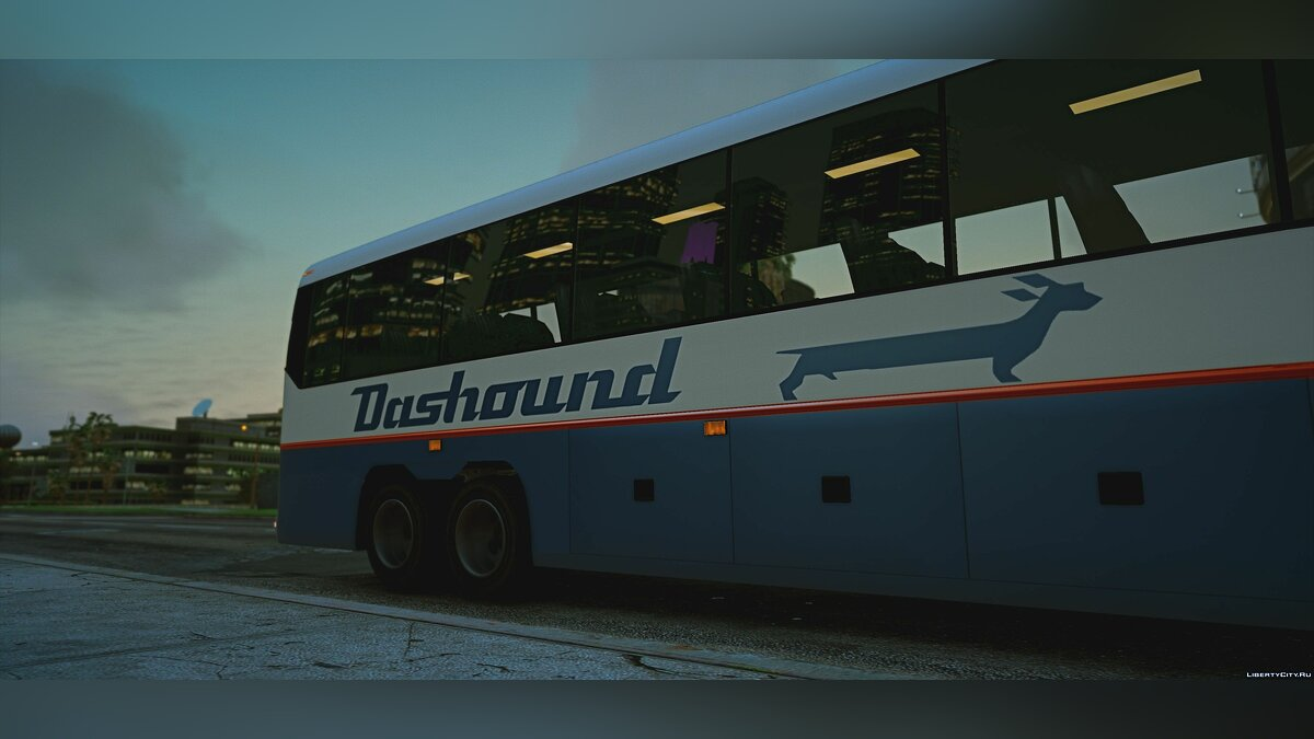 Bus Brute Coach - Mapped [Add-On   Replace   Liveries] 1.0 for GTA 5