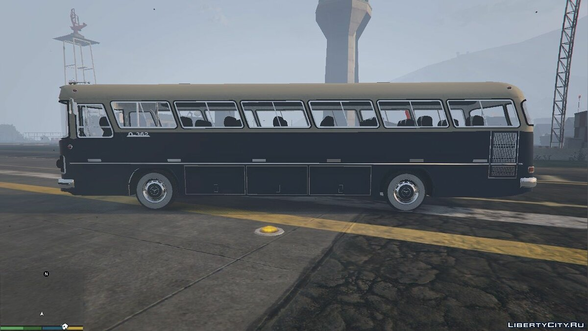 Mercedes Benz O362 Bus [Add-On / Replace] for GTA 5 - screenshot #2