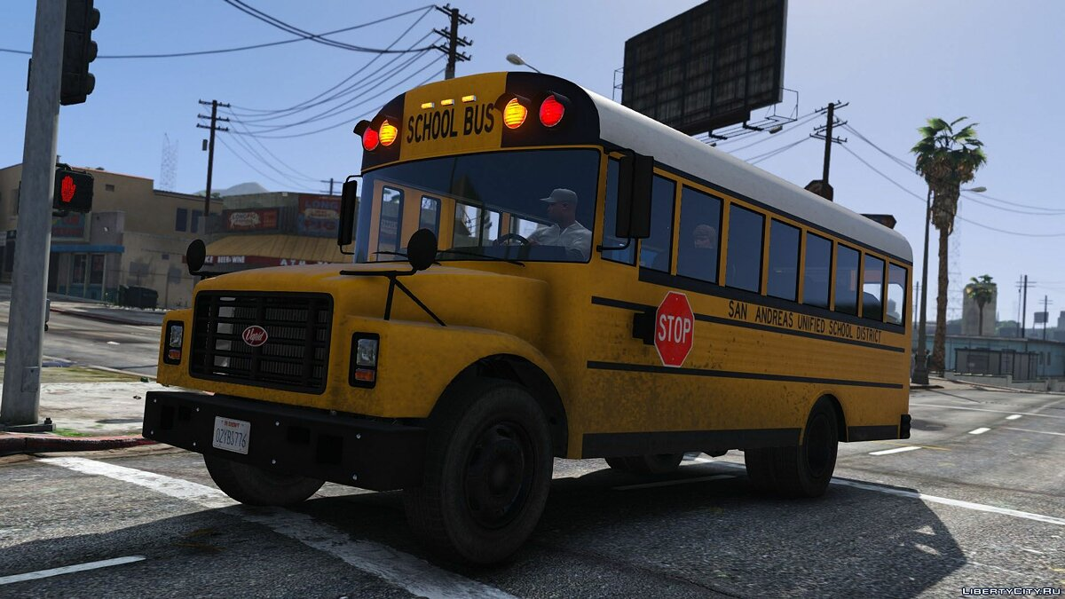 Bus Vapid Bus Classic [Add-On   Replace   Liveries] 1.0 for GTA 5