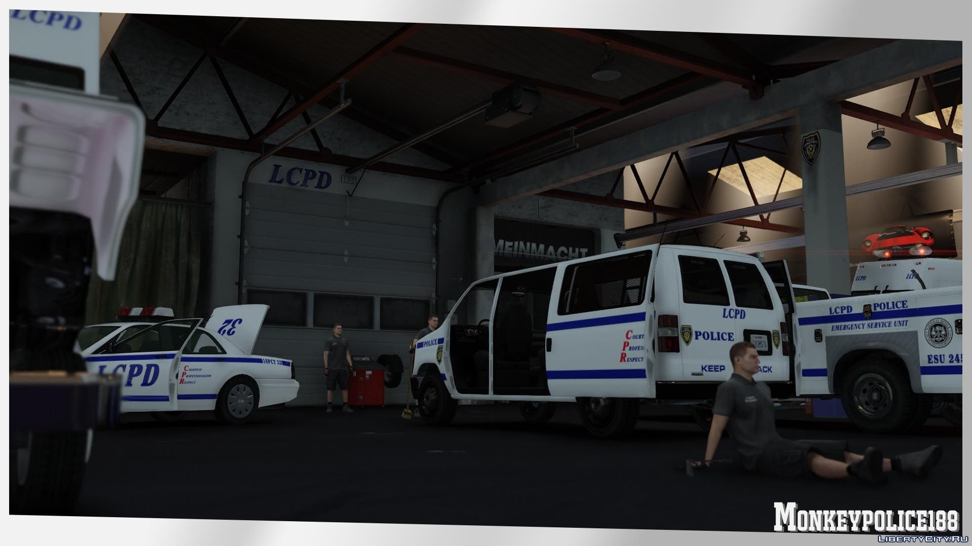 Liberty City Vehicle & Ped Pack (FDLC, LCPD and more) [Add