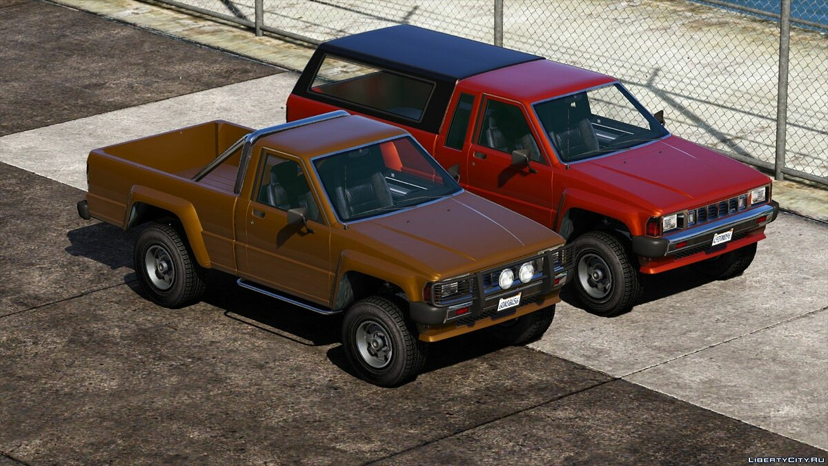 Car packs Karin Rebel Sport Pack [Add-On / Replace] 1.0 for GTA 5