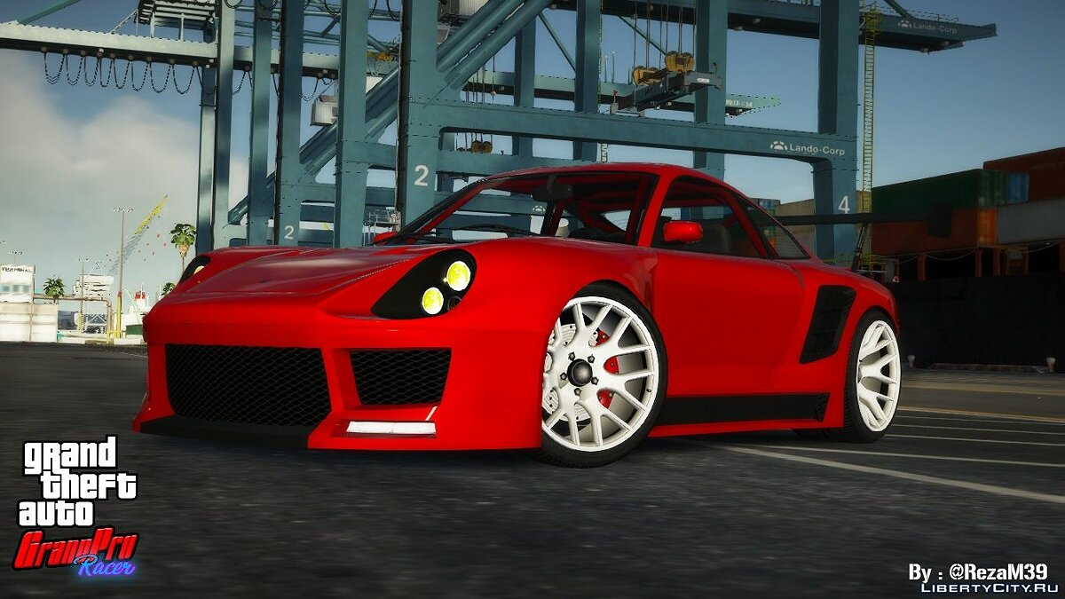 Car packs GrandPro Racer (Add-on Carpack / Tuning) 2.0 - Sport Cars for GTA 5