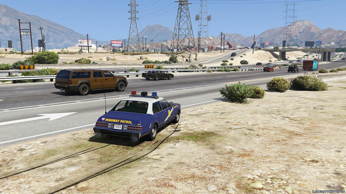 Car packs Albany Esperanto pack - Police and Taxi [Add-On] 1.0 for GTA 5