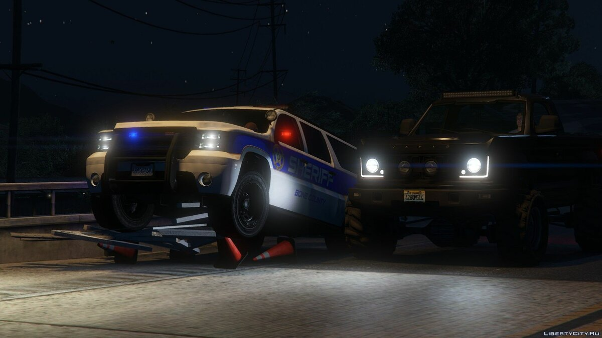 Car packs Las Venturas Police Vehicle Pack for GTA 5