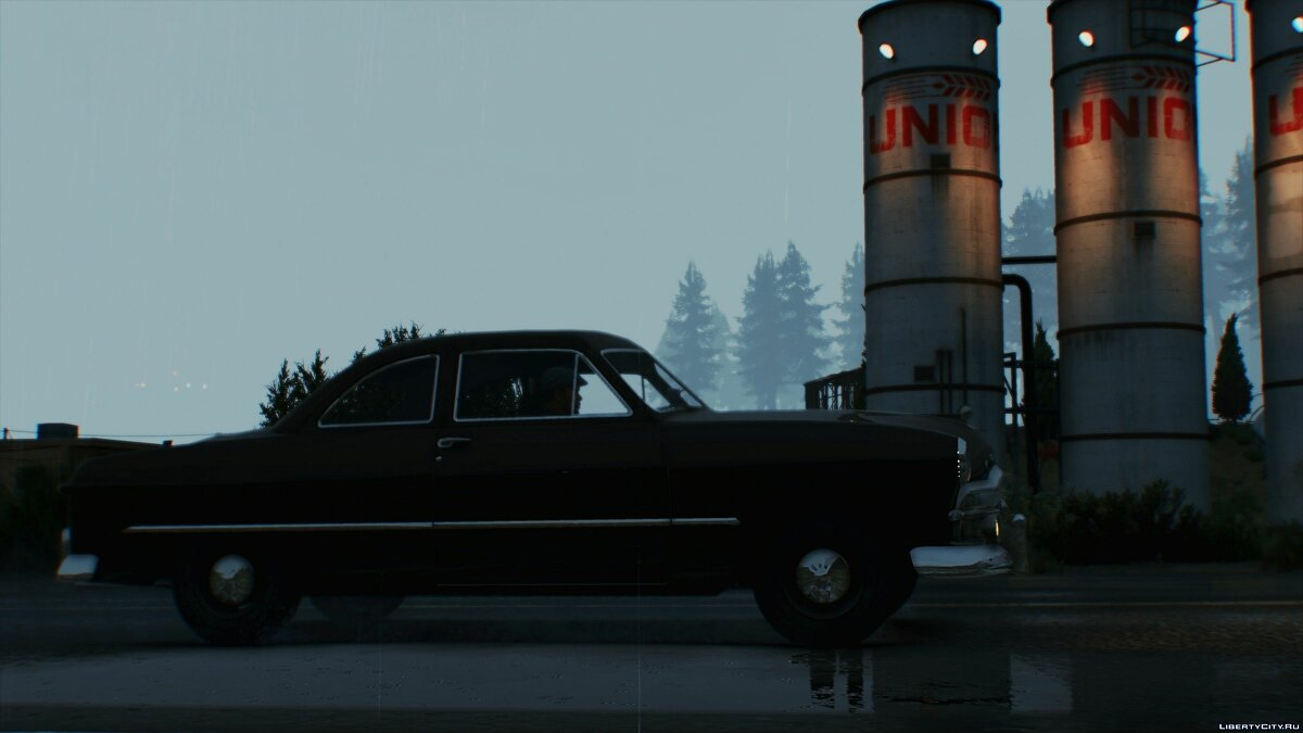 Car packs 1949 Ford Collection [Add-On   LODs] 1.5 for GTA 5