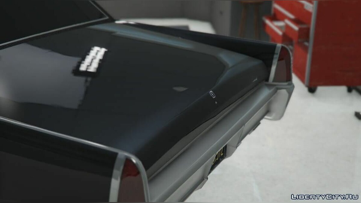 Car texture HD Badge for Vapid Chino (Lincoln Continental) for GTA 5