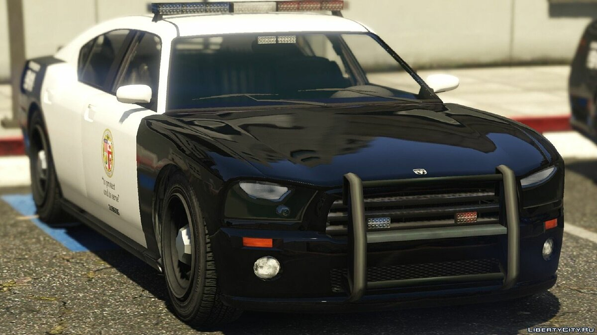 Los Angeles Police / Sheriff - Realism Mod v3 for GTA 5 - Картинка #5