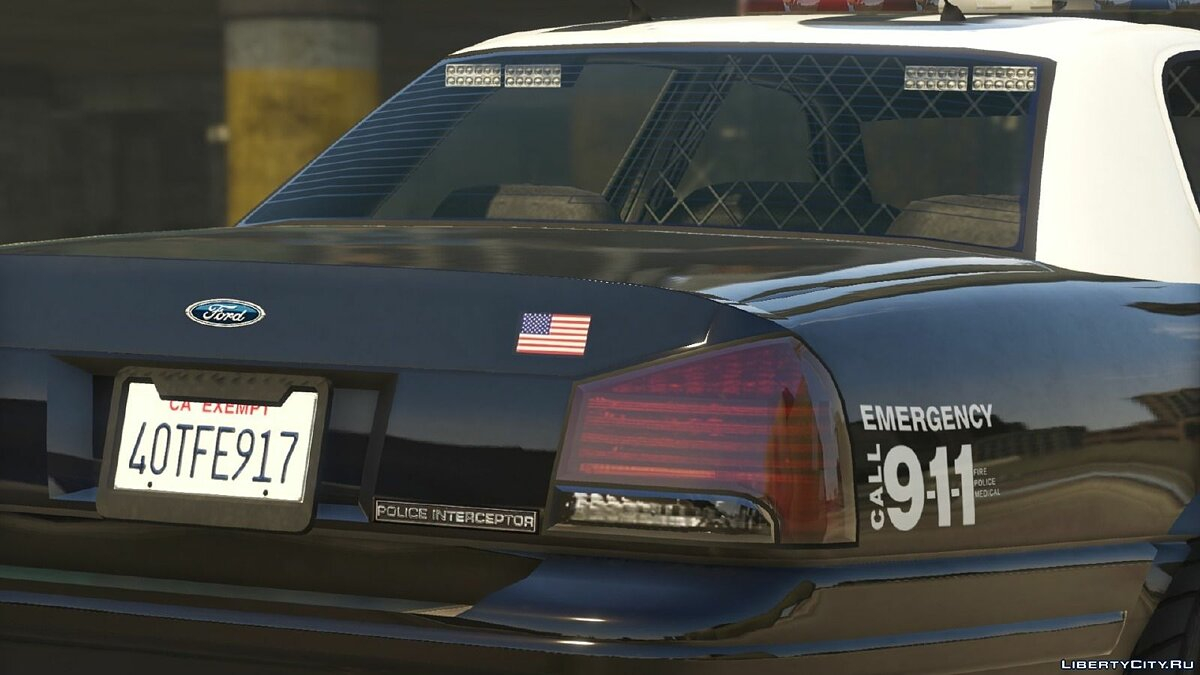 Los Angeles Police / Sheriff - Realism Mod v3 for GTA 5 - Картинка #12