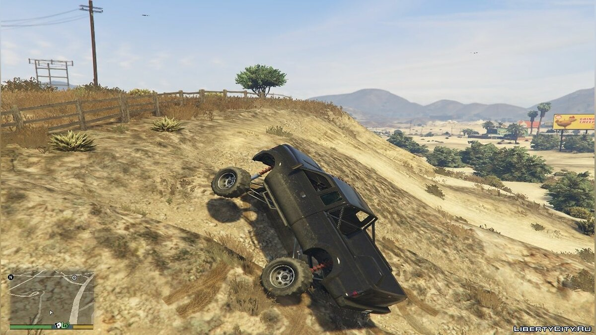 Program GTA5 Drift 2.6 for GTA 5