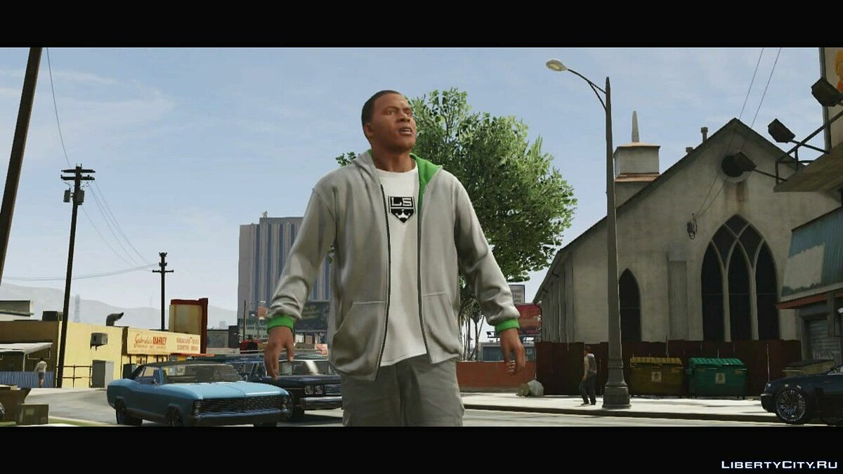 Trailer about Franklin (Russian subtitles) for GTA 5
