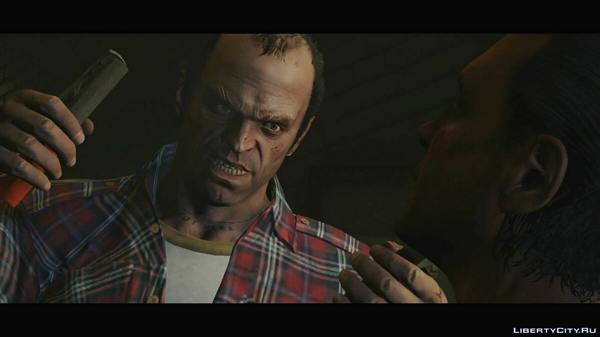 Trailer about Trevor (Russian subtitles) for GTA 5 - screenshot #6