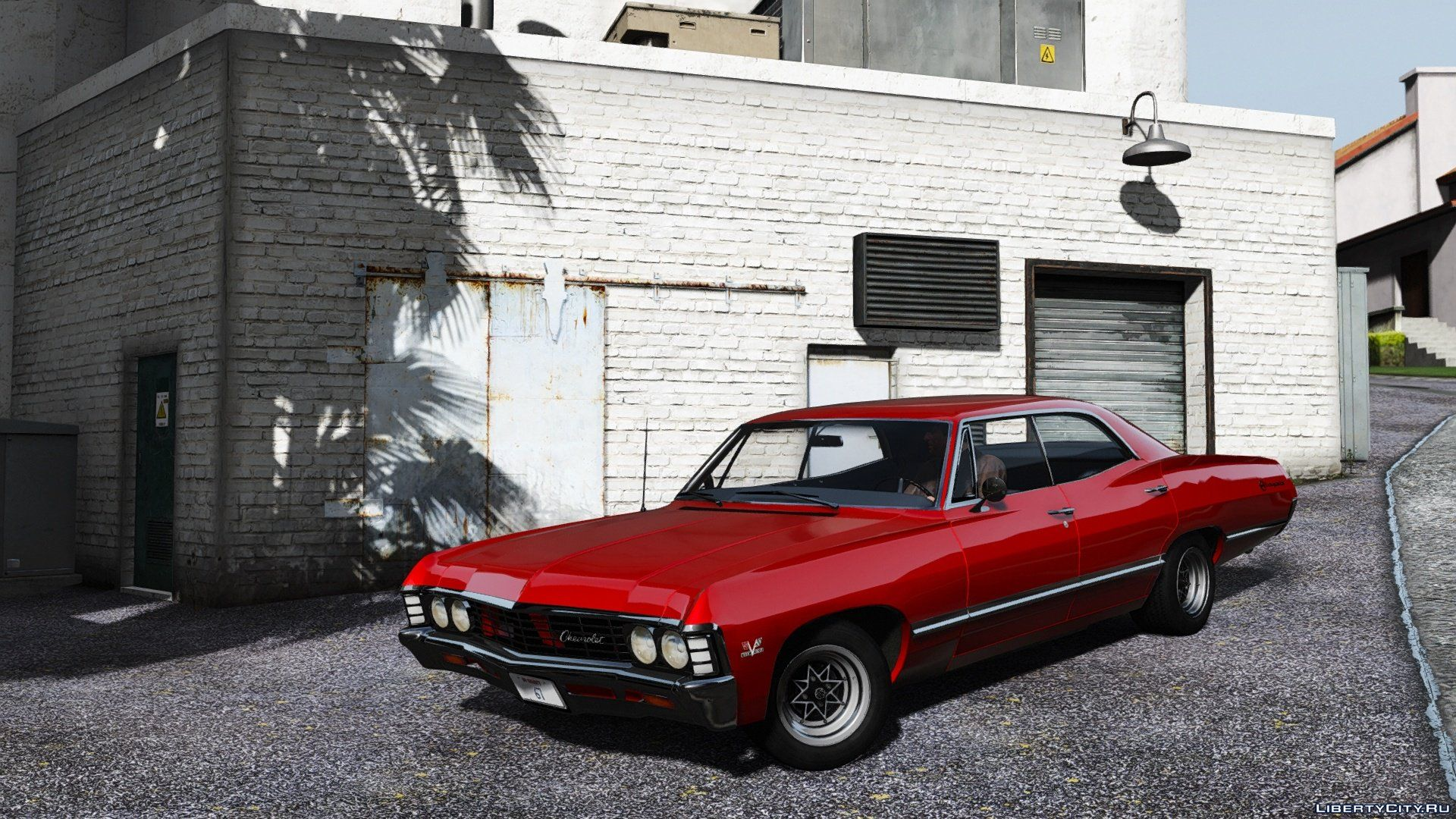 1967 Chevrolet Impala Sport Sedan 396 Turbo Jet Add On 1 2 For Gta 5