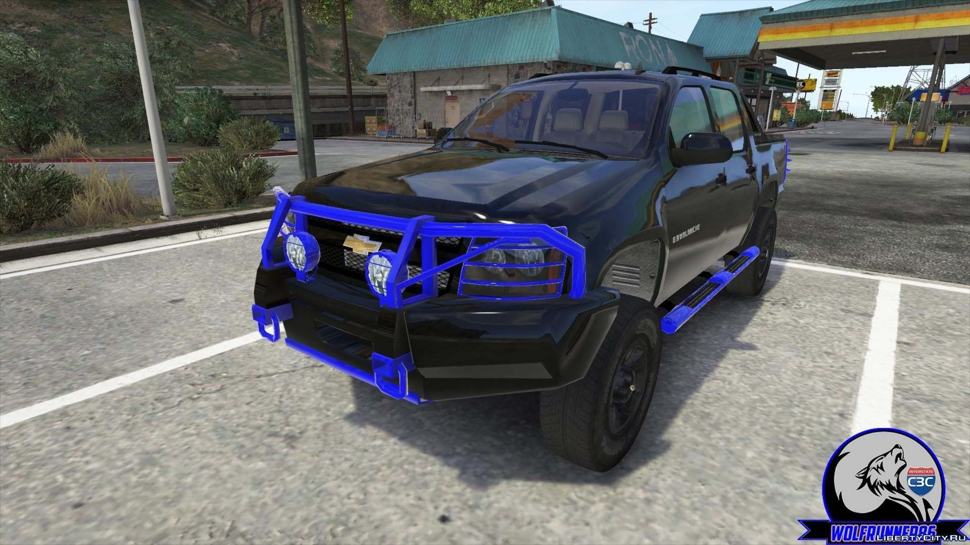 2010 Chevy Avalanche 2 0 For Gta 5