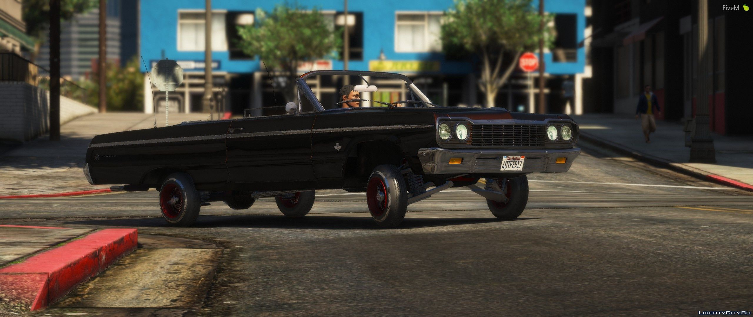 1964 Chevy Impala [FIVE M ADDON] 1 0 for GTA 5