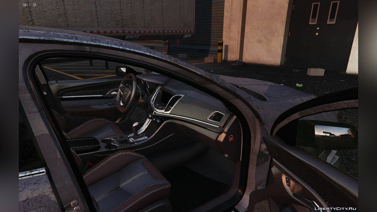 Chevrolet car Chevrolet SS 2014 (Replace + tuning) final for GTA 5