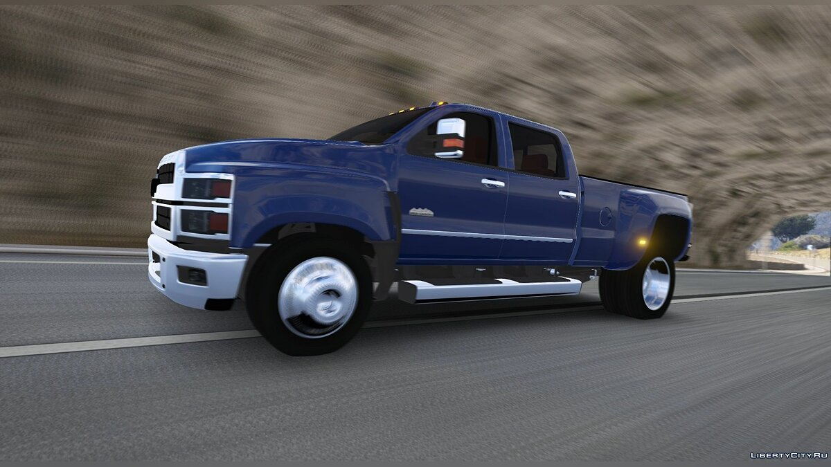 2019 Chevy 4500 (REPLACE) (BETA) for GTA 5