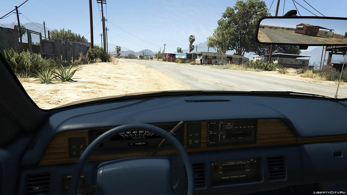 Chevrolet car 1993 Chevrolet Caprice [Add-On / Replace | LODS] BETA for GTA 5
