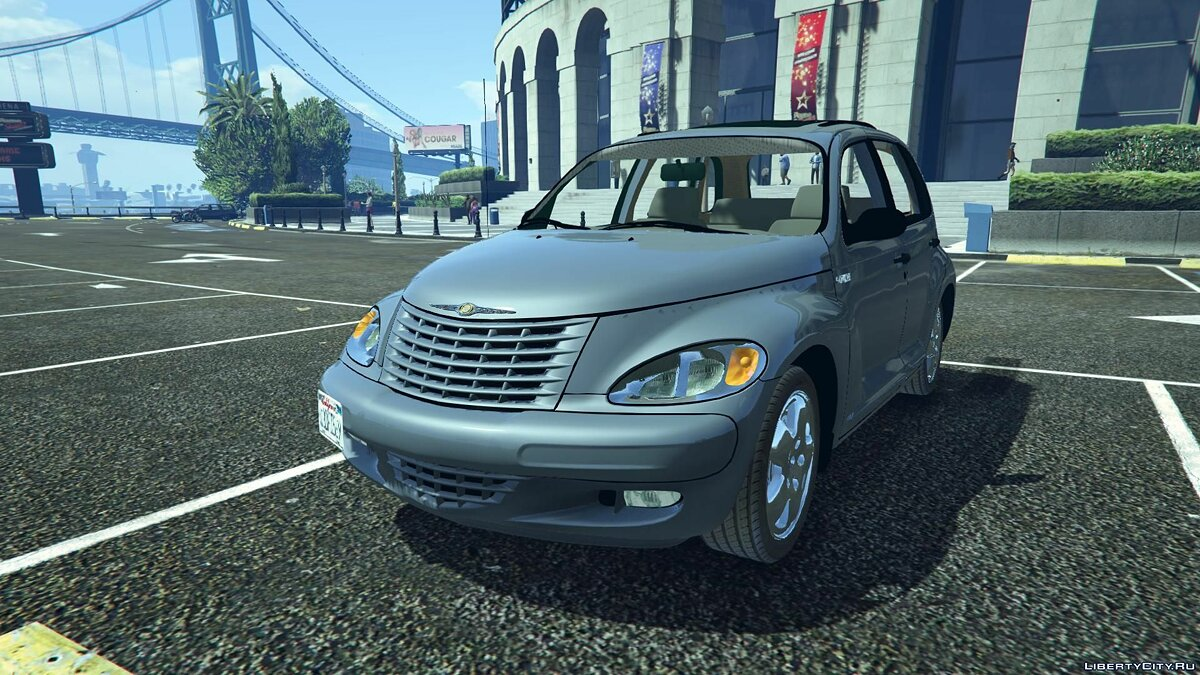 Chrysler car Chrysler PT Cruiser 1.0 for GTA 5