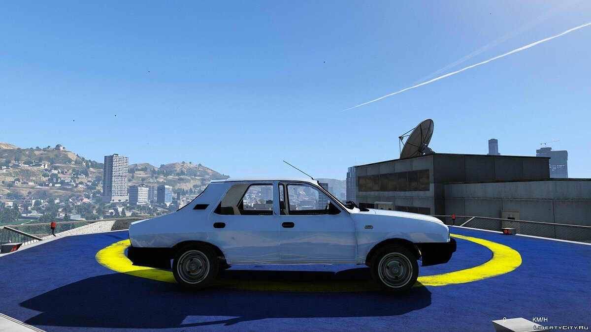 Dacia car Dacia 1310 2001 1.2 for GTA 5