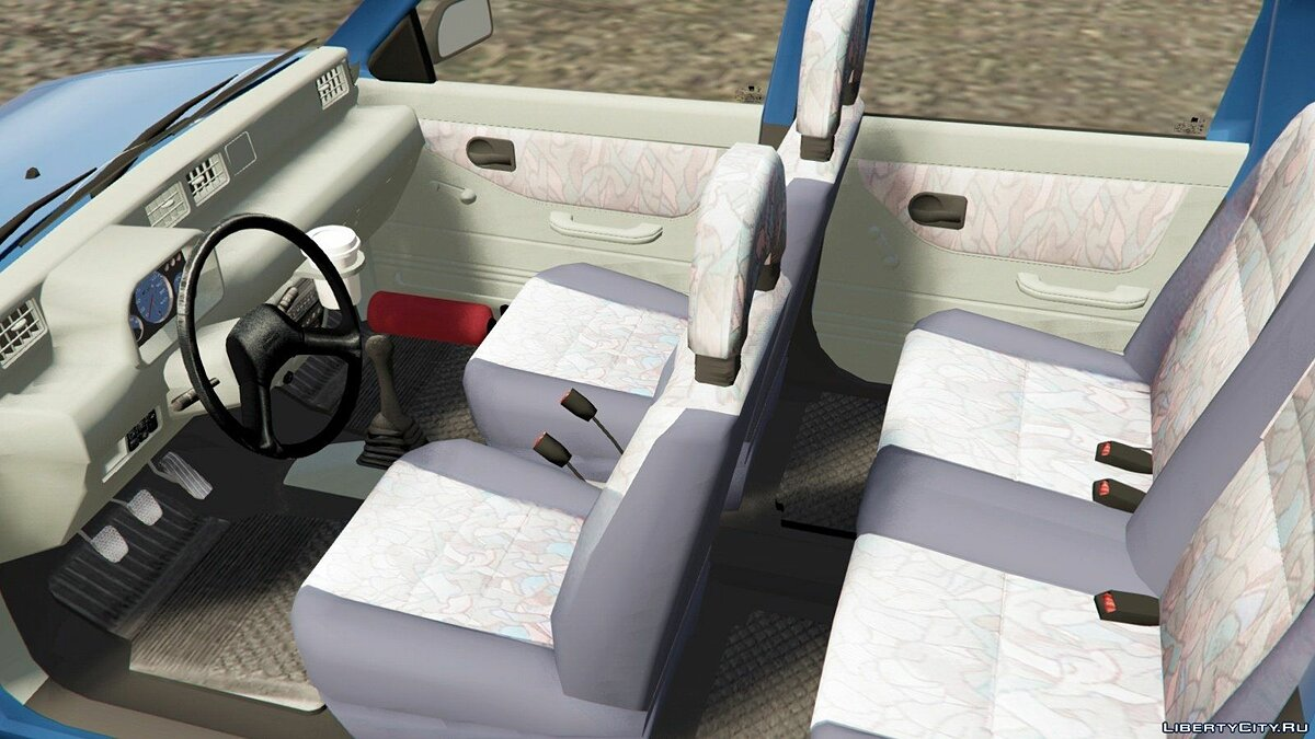 Daewoo car 1998 Daewoo-FSO Tico SX [Add-On + Tuning or Replace] v1.1 for GTA 5