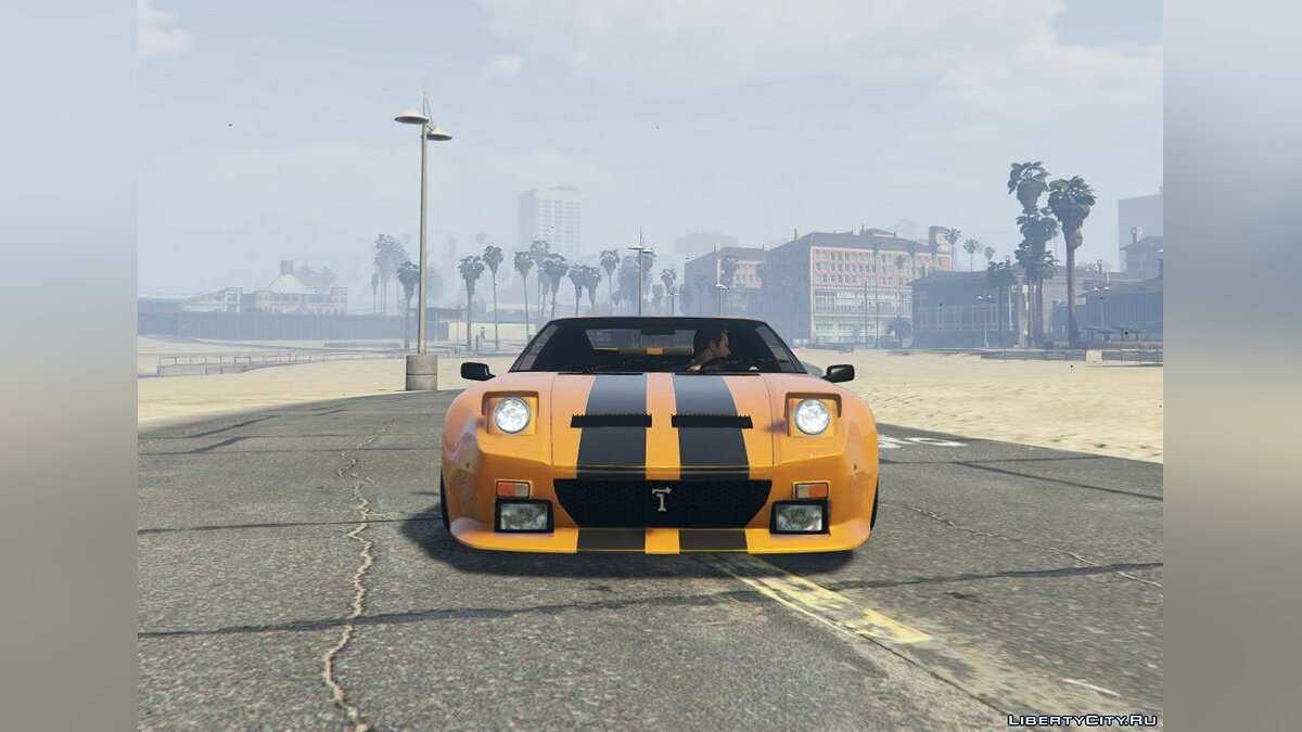 De Tomaso car De Tomaso Pantera GTS [Add-On | Tuning] 1.1 for GTA 5