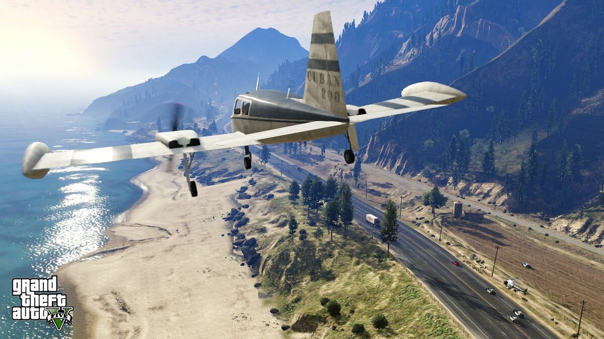 Alpha-beta-gamma version of GTA 5 for GTA 5