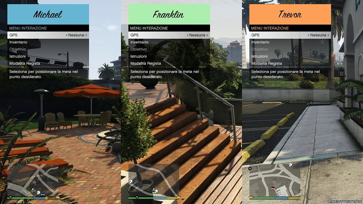 File Last Gen Interaction Menu for GTA 5