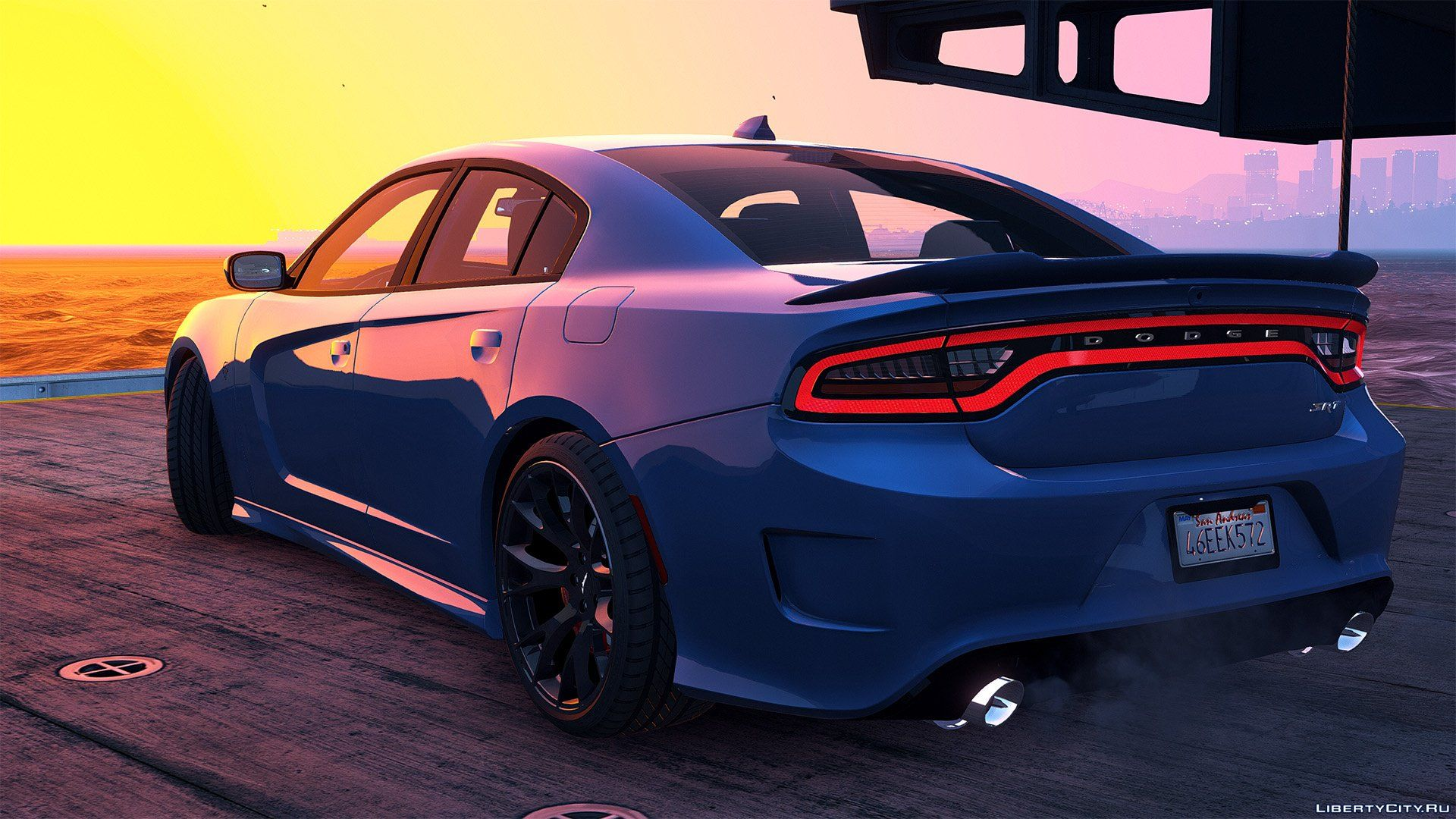 2016 dodge charger srt hellcat add on replace animated template analog digital dials. Black Bedroom Furniture Sets. Home Design Ideas