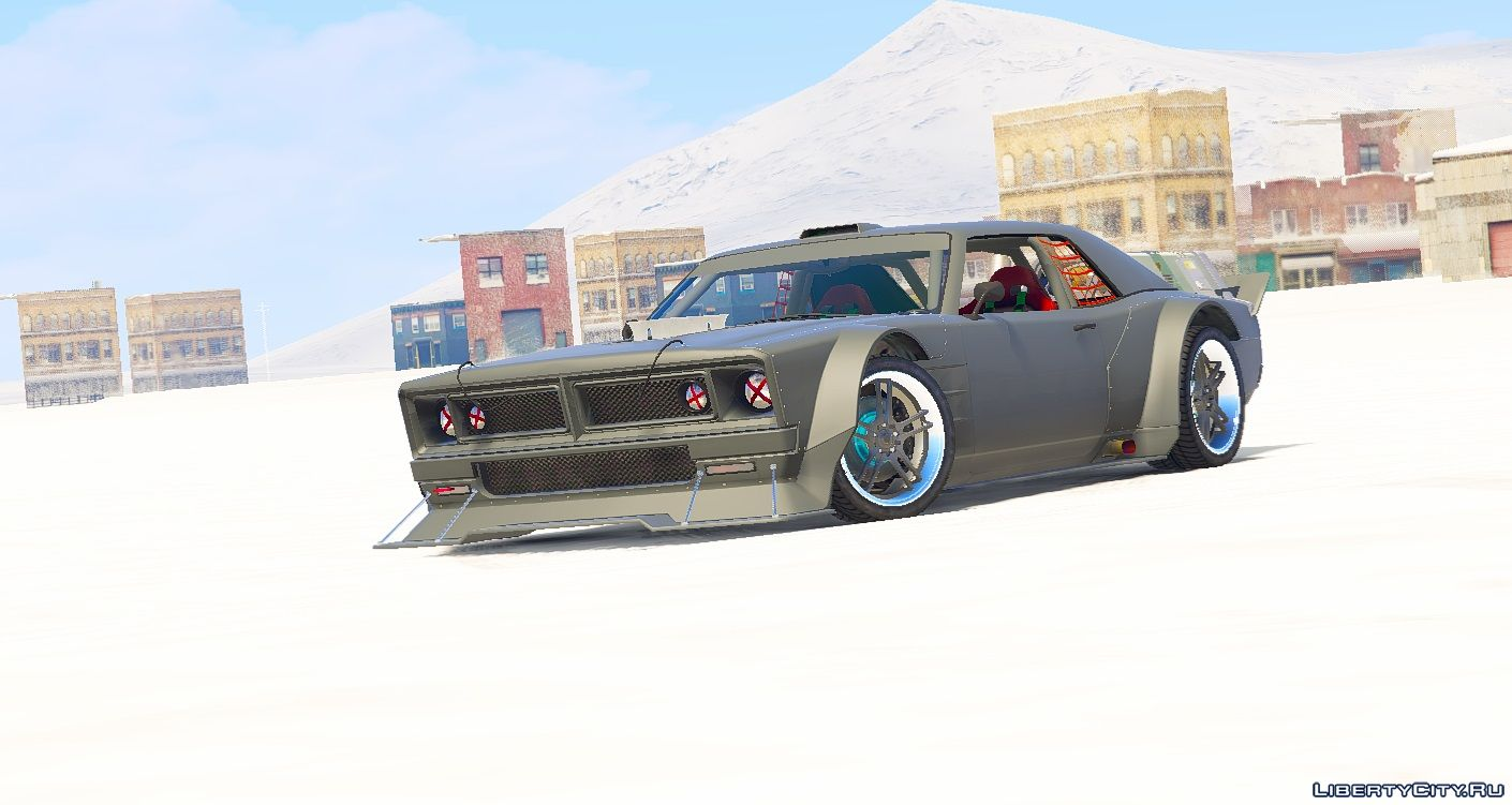 Dom Toretto Car >> Dodge Charger Dominic Toretto Fast And Furious 8 Menyoo