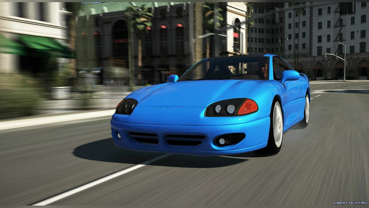 Dodge car Dodge Stealth R / T Turbo 1996 [Add-On] for GTA 5