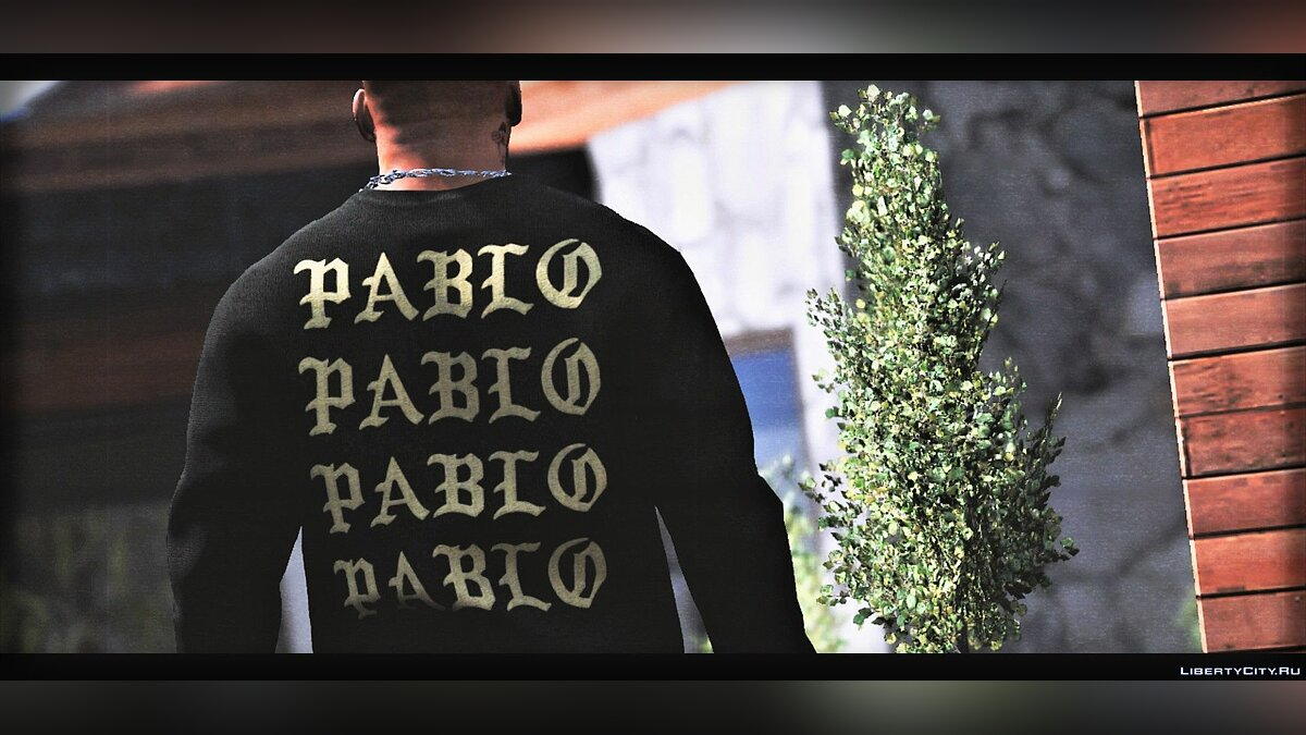 Pullovers and T-shirts Collection of sweaters for Franklin for GTA 5