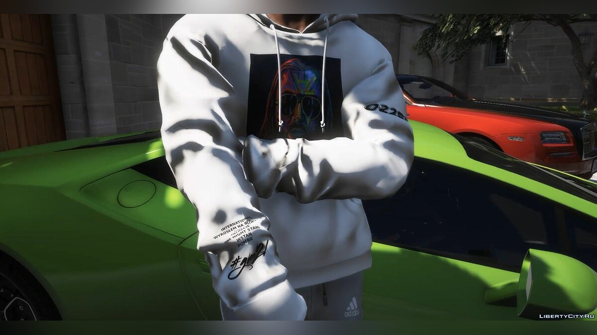Pullovers and T-shirts Collection of hoodies from