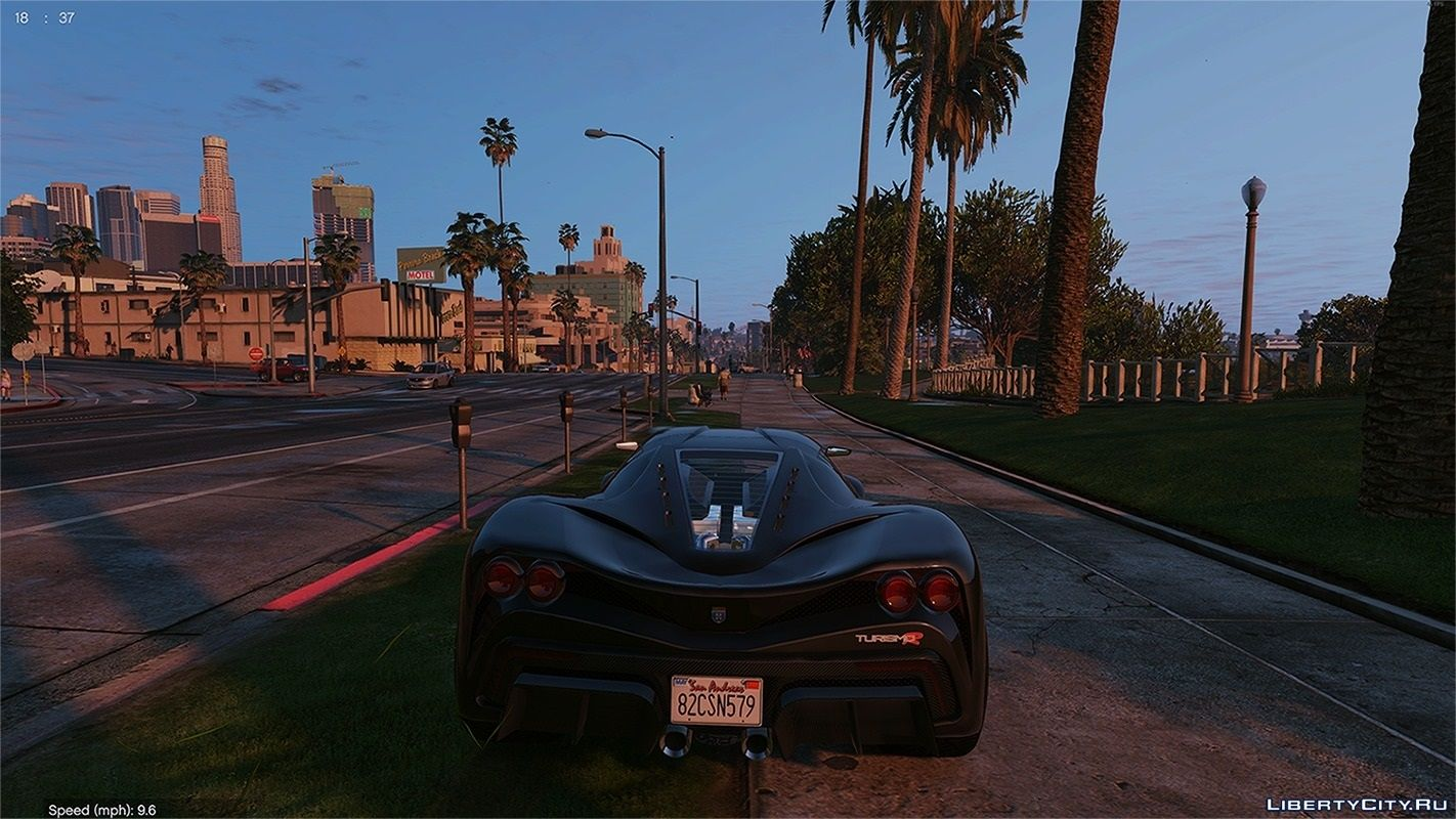 The Pinnacle of SweetFX & ENB v1 0 for GTA 5
