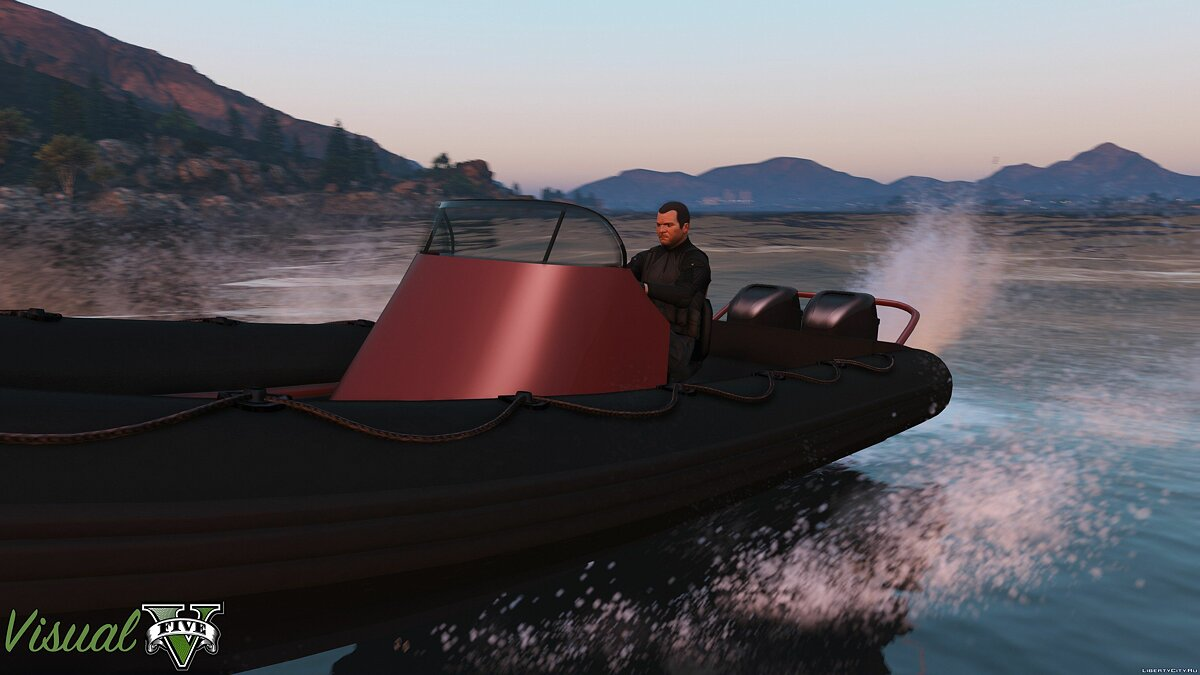 ENB mod VisualV 1.0.270 for GTA 5