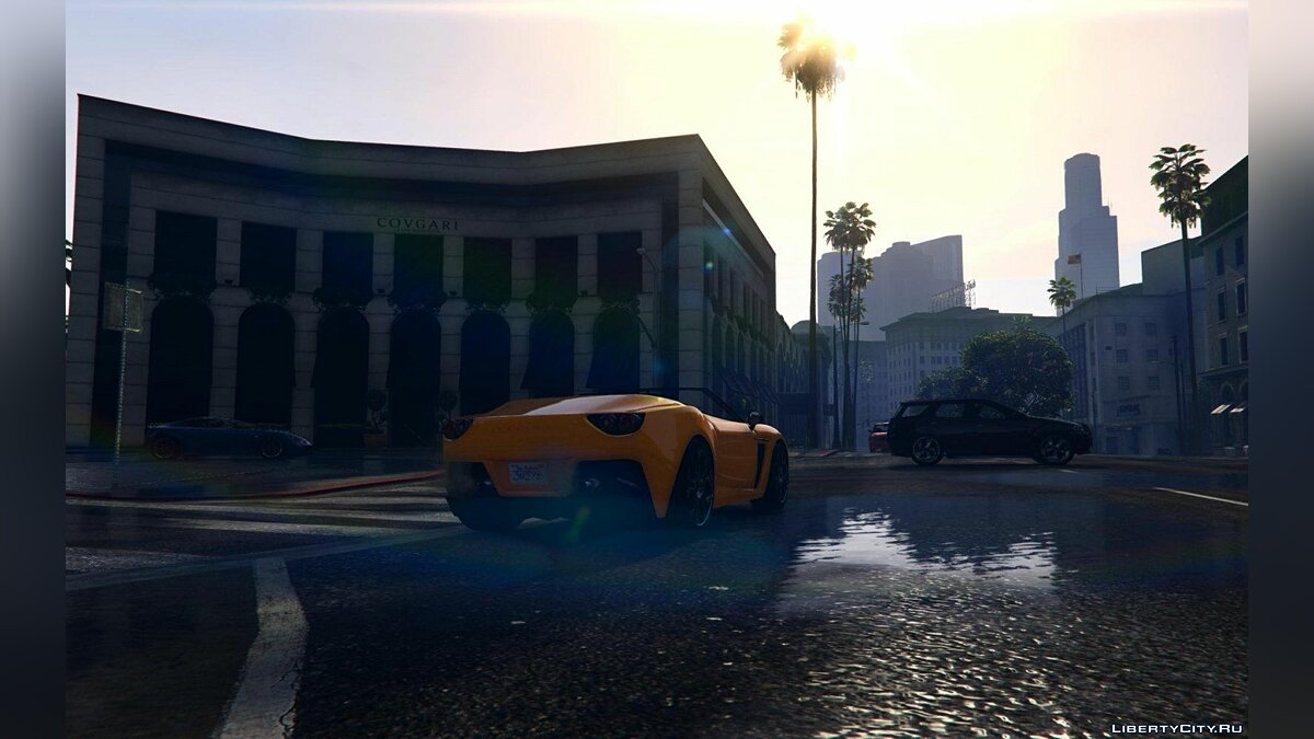 SweetFX Config Eyegasm 3.1 for GTA 5 - Картинка #10