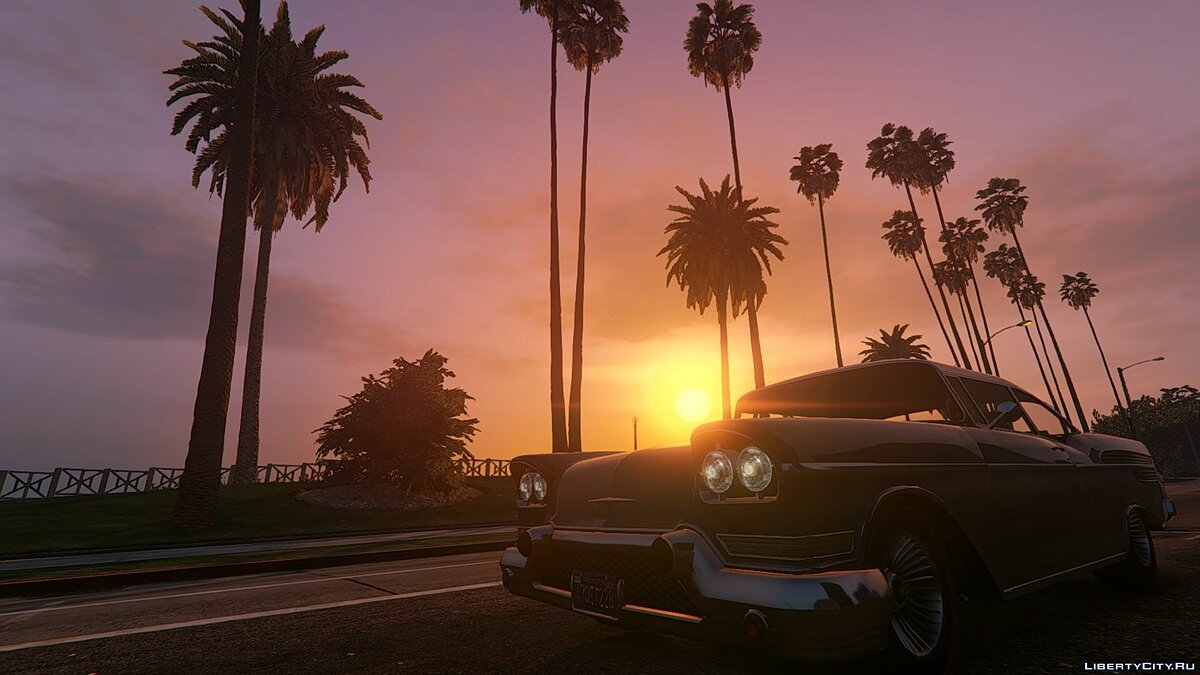 ENB mod Mafia III Preset for GTA 5