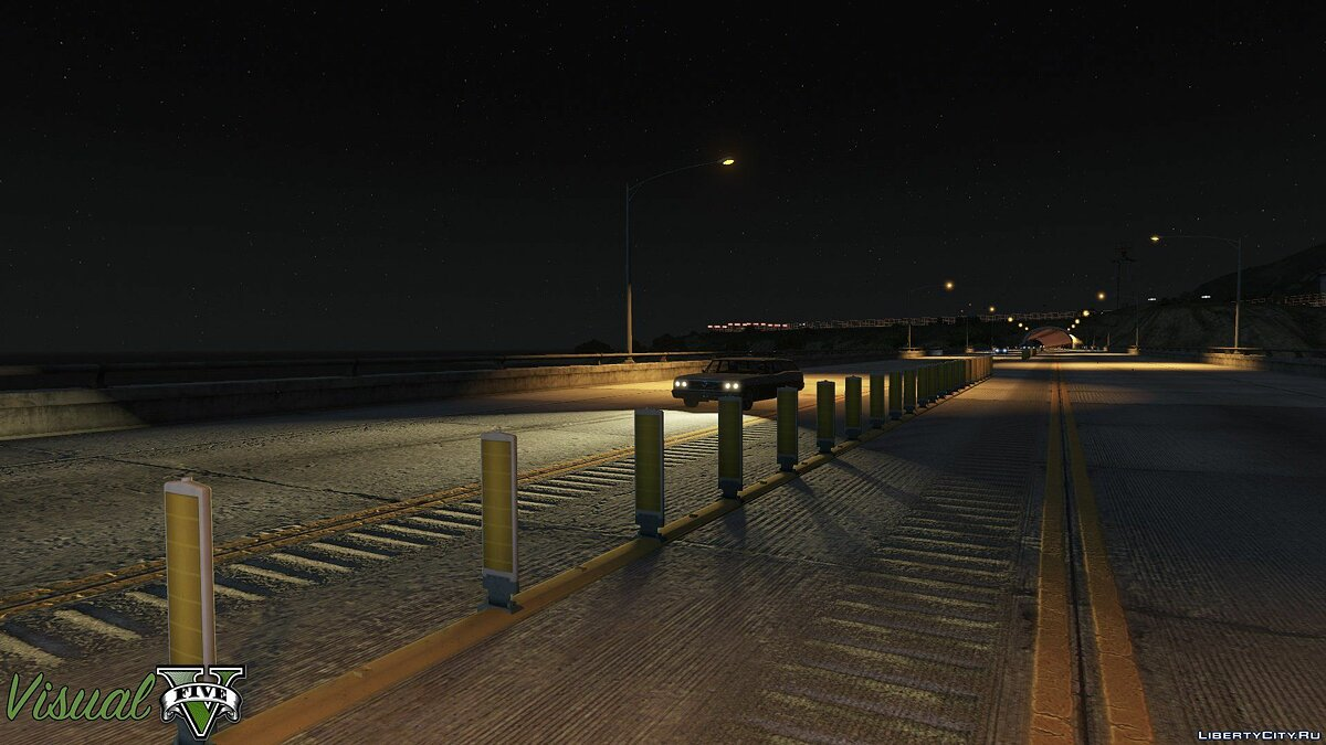 ENB mod VisualV 1.0.360 for GTA 5