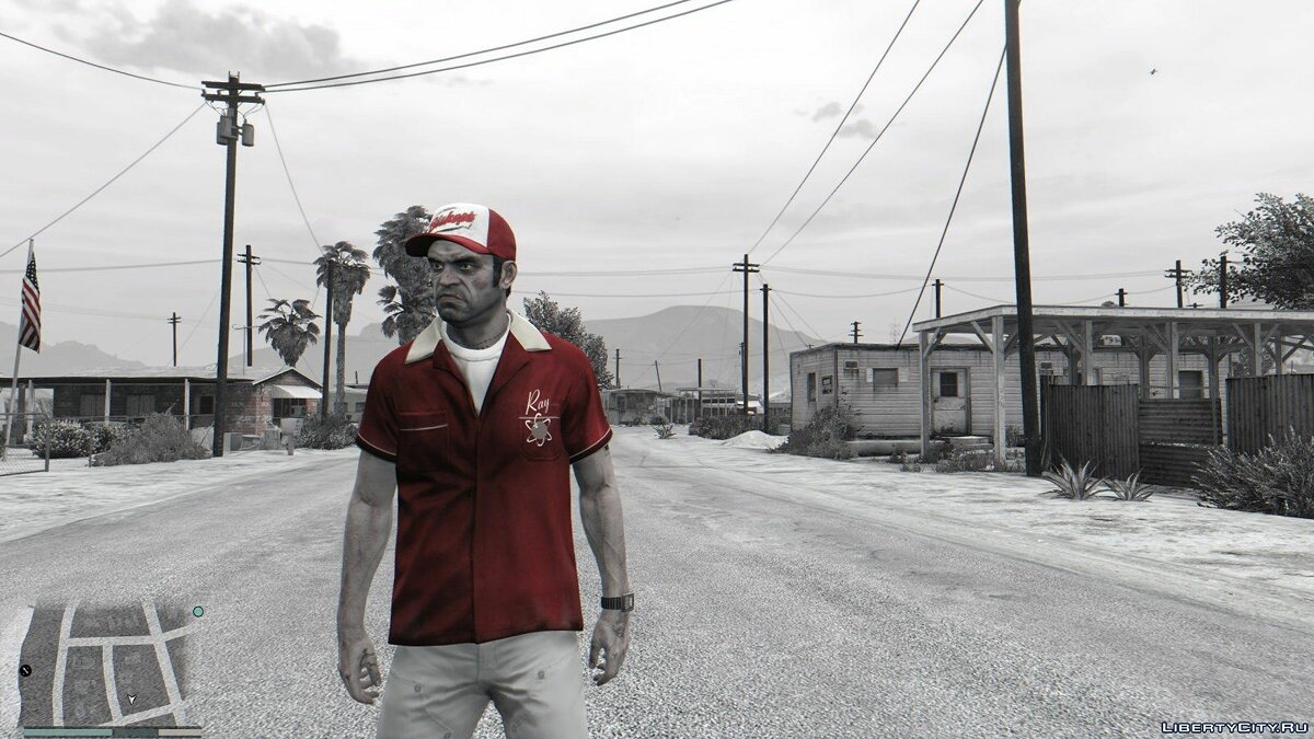 ColorMonochrome v1.0 for GTA 5