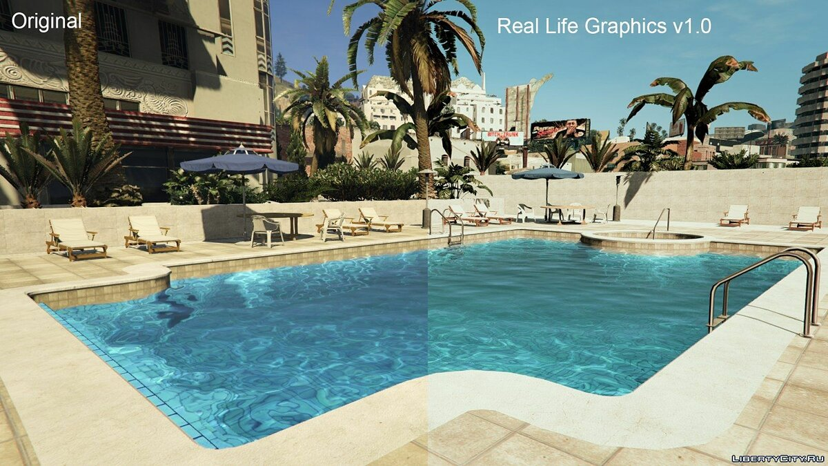 Real Life Graphics 1.0 for GTA 5 - screenshot #3
