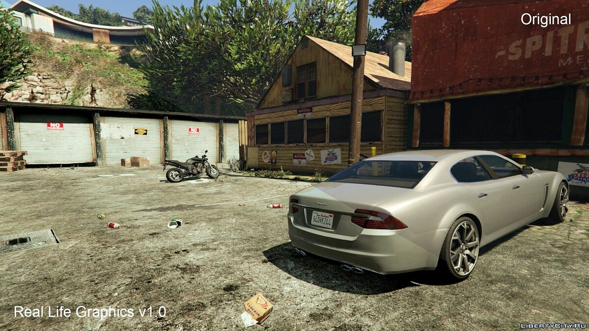 Real Life Graphics 1.0 for GTA 5 - screenshot #6